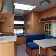 Vybavený karavan - Kemp Orsera Vrsar