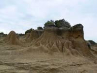 pieskové kopce - polostrov Lopar