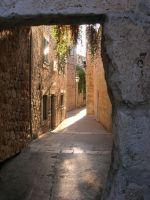 ulička města Hvar