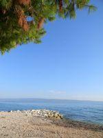 Podstrana beach