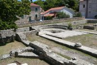Postira ostrov Brač kostel Sv.Ivana Křtitele