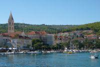 Supetar ostrov Brač