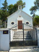 Milna na ostrově Brač kaplička