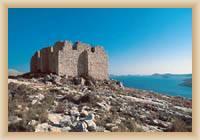 Kornati - stara citadela
