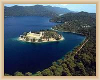Velko jezero - otok