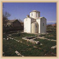 Nin - crkva