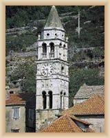 Otok Vis - Crkva
