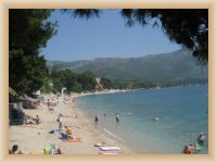 Orebič - Plaža Trstenica