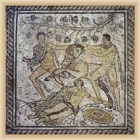 Arheološki muzej - mozaik